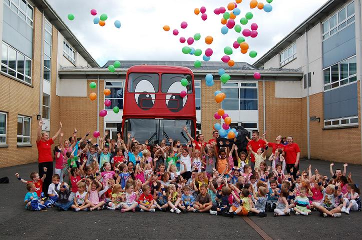 Kids Playbus Glasgow Party Bus For Hire In Glasgow